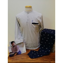 Pyjama Jogging Coton Acier BIP BIP