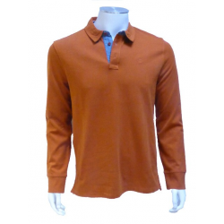 Polo Sweat Babel Ambre LEE COOPER