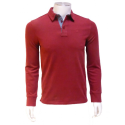 Polo Sweat Babel Red Wine LEE COOPER