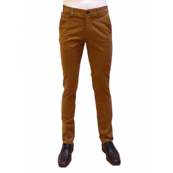 Pantalon toile Caramel Aselino SEA BARRIER