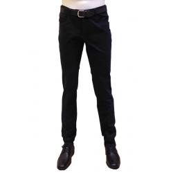 Pantalon toile Tréviso Marine LUIGI MORINI