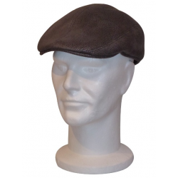 Casquette Brighton Romilly Marron CRAMBES