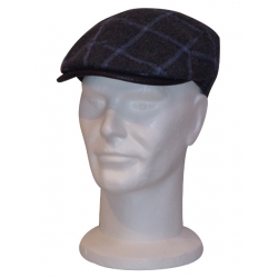 Casquette Bombée Daffy Bacoli Grise CRAMBES