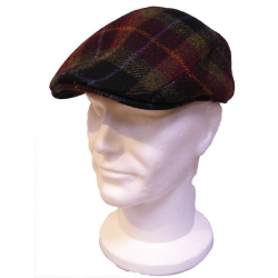 Casquette London Harris Tweed Brighton CRAMBES