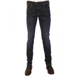 Jean Denim Blue Brown MCS