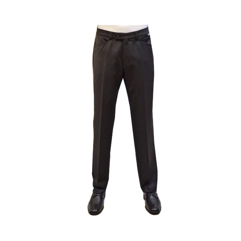 Pantalon Poche Cavalière Jason Anthracite ARENA