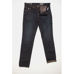 Jean 201 Denim Blue Black MCS