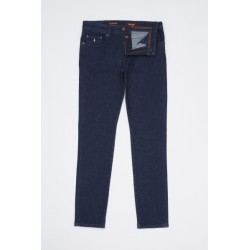 Jean 201 Regular Tapered Denim blue MCS